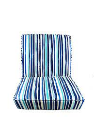 outdoor chair cushions set seat and