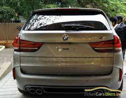 BMW Convertible bmw m6 coupe price in india : Exterior, interior of BMW X5M spied in India ahead of launch