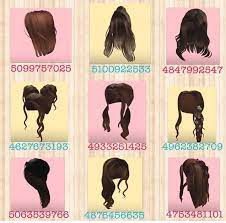 Get all the latest update, guide and redemption process here. Not Mine Owner Mabelu Games Brunette Hairstyles Last Part Roblox Roblox Sets Roblox Pictures