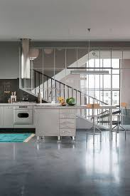 Industrial Kitchen Floor Like Architecture Amp Interior Design Follow Us 15 Extraordinary