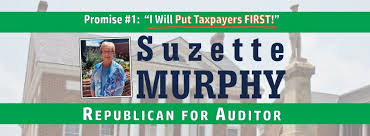 Suzette Murphy for Auditor - Home | Facebook