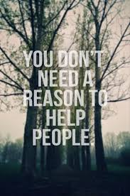 quotes about helping people who dont want it