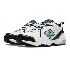 new balance 608v4. new balance 608v4 men\u0027s 608 x-training shoes - white with royal blue n