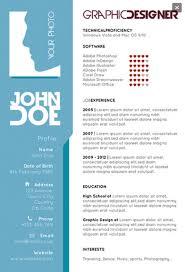 Graphic Designer Resume Format Sarahepps Com