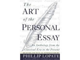 The Art Of The Personal Essay Used Art Of The Personal Essay An Anthology From The