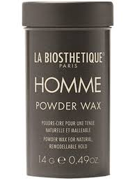 <b>La Biosthetique Пудра-воск для придания</b> объема Homme Powder ...