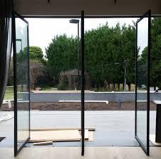 steel bi fold doors