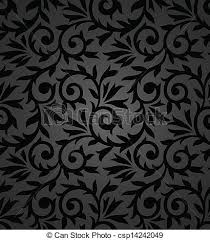 Fancy Background Design Seamless Fancy Floral Background