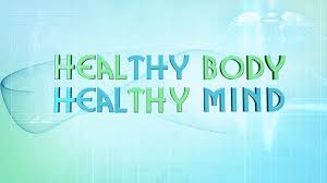 healthy body and mind i am grateful how are you  i m