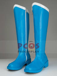 Procosplay Size Chart Details About Sailor Moon Sailor Mercury Mizuno Ami Cosplay Shoes Boots Mp000520