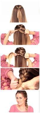 196 Besten Easy Hairstyles Bilder Auf Pinterest Frisur F R