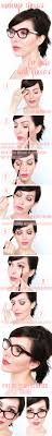 makeup tips for gles makeup tutorial for s with gles simple step by step