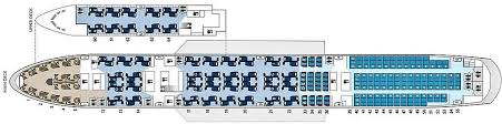 707 Seating Chart 21 Meticulous Cathay Pacific Seating Chart 744