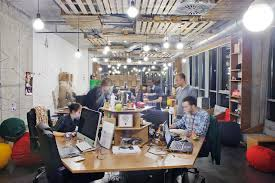 advertising agency office. perfect office ad agency renovation by funkt  to advertising office design milk