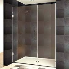 clear shower door x inch chrome finish clear glass shower doors clear shower door replacement glazing clear shower door