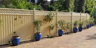 which garden fence type is best