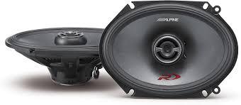bose 6x8 speakers. alpine spr-68 type-r 6\ bose 6x8 speakers