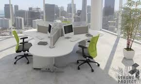 modern office cubicle. modern collaborative workstations office cubicle