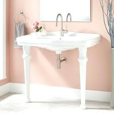 bathrooms sinks. Console Sink Small Bathroom Sinks With Cabinet Home Design Interior Fresh L For Bathrooms Porcelain Brass .
