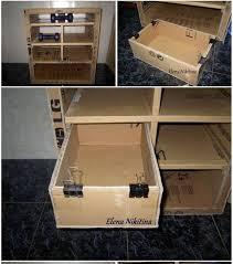 diy cardboard furniture. Comoda De Papelão Passo A Diy Cardboard Furniture E