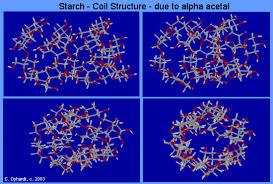 Iodine Color Chart Starch And Iodine Chemistry Libretexts