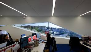 best office in the world. Prepare To See Many Angular And Triangular Lines In Office Designs Of The Future Curves Perpendicular Angles Just Became So Last Decade Best World