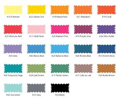 Dylon Dye Colour Chart Dylon Cold Colour Palette Fabric Painting Art Supplies