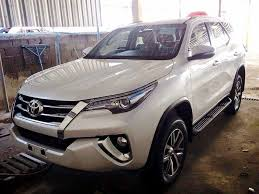 new car 2016 thaiNew 2016 Fortuner Another Look At Toyotas HiluxBased SUV