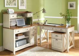 french country office furniture. Complete L Shape Desk With Hutch Credenza And Writing French Country Office Furniture