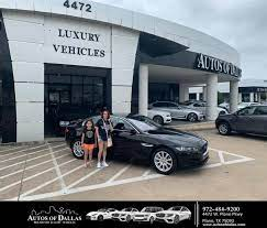 Congratulations Aaron On Your Jaguar Xe From William Martin At Autos Of Dallas Newcar Luxury Cars New Cars Welcome To The Family