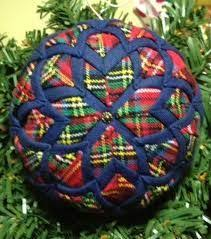 2998 best no sew ornaments images on Pinterest | Christmas ... & Image result for christmas quilt ornaments hens Adamdwight.com