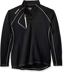 Sunice Allendale Men's Half Zip Performance Pullover ... - Amazon.com