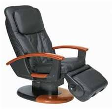 massage chair leather. black leather ht-130 htt-10i robotic human touch massage chair l