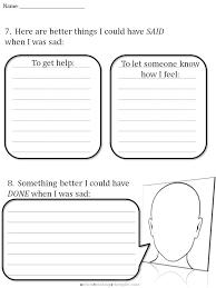 CBT Sadness worksheet 6 | Therapy | Pinterest | Cbt, Sadness and ...