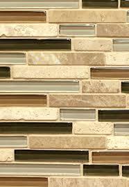 12 X 12 Decorative Tiles Cottonwood Glass Linear Decorative Tile 60 x 60 Kitchen 16