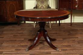 48 round dining table with leaf round dining table with leaf round mahogany dining table mahogany