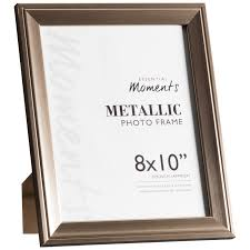 306046 great value pack of 2 metallic 8x10