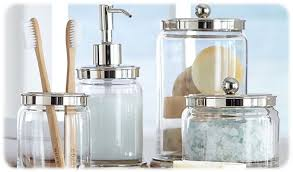 best bathroom canisters a simple solution to organizing your bathroom accessories