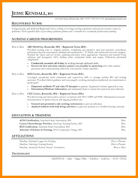 graduate nurse resume template resume new graduate nurse resume template