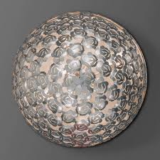 with rose décor mia ceiling lamp in silver 80 cm 3532146 31