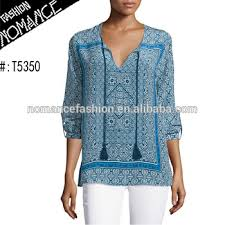 Tunic Patterns Adorable Indian Ethnic Style Tunic Tops Patterns Buy Indian Tunic Patterns