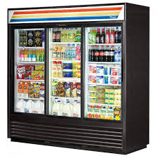 decoration true gdm ld section glass door refrigerated merchandiser cu ft freezer used dimensions reach 3