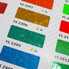 Bike Paint Colour Chart Usd 371 61 New Taiwan Yongxiang Liquid Paint Color Card