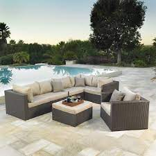 newport 7pc deep seating collection