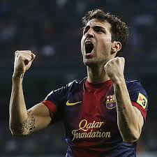 Cesc Fabregas rejects Manchester United; Wants to stay at Barcelona, says Tito Vilanova