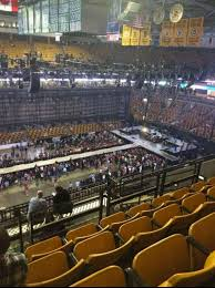 td garden awesome seats