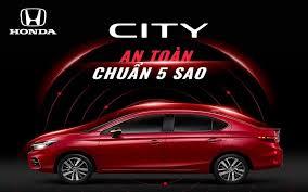 Honda City 2021: Đánh giá, thông số, giá bán, hình ảnh