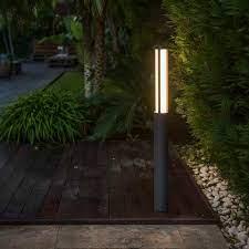 garden bollard light logar 1 logar