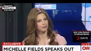 Michelle Fields Calls Out Prosecutor's Wife