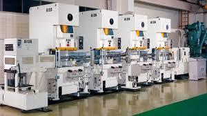Stamping Press Design Aida Stamping Press Automation